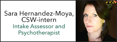 Sara Hernandez-Moya / Mental health practicum Las Vegas, NV